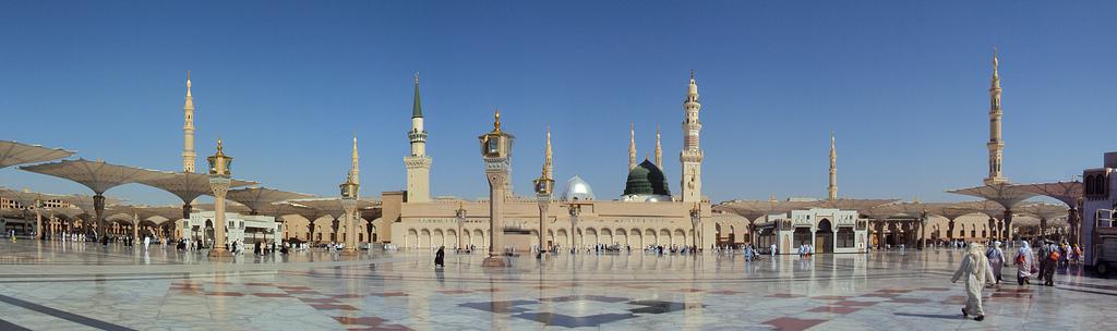 madina masjid
